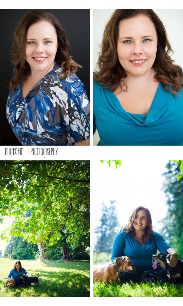 corporate head shots and pet photography